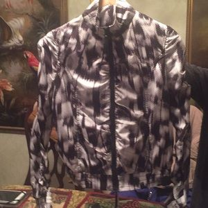 Calvin Klein performance windbreaker jacket